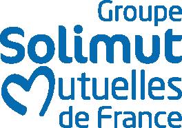Logo Groupe Solimut mutuelle de France