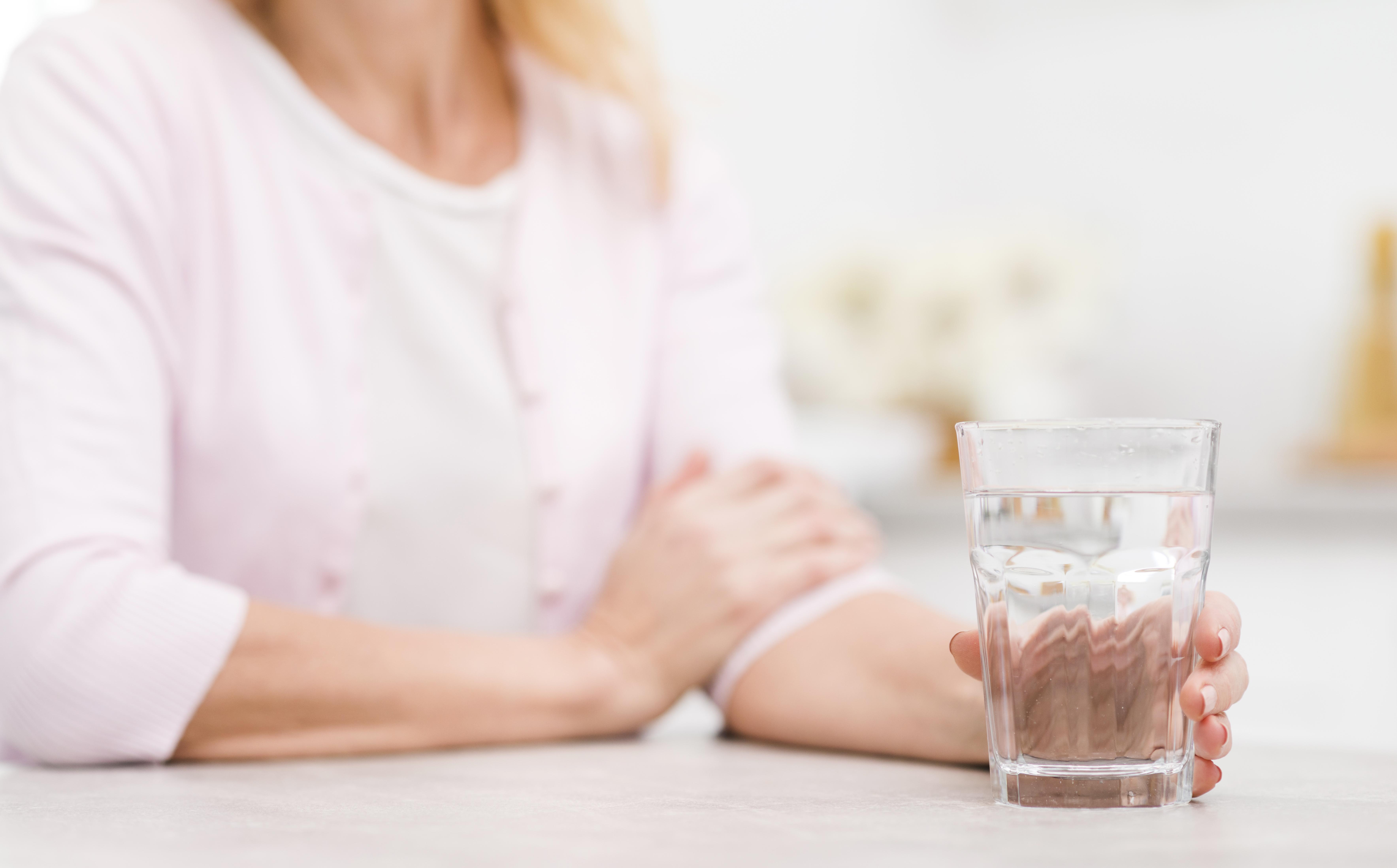 prévention déshydratation