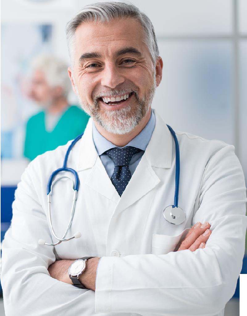 homme médecin Solimut